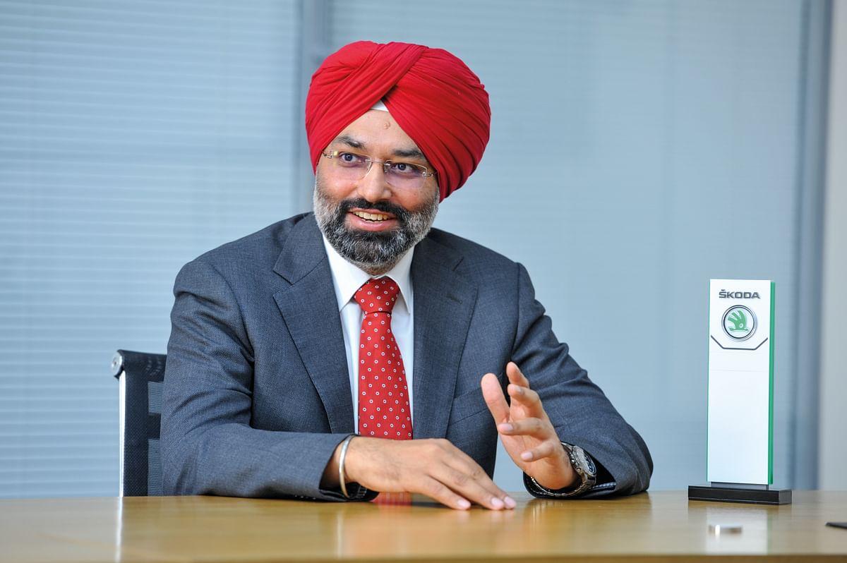 In conversation with Gurpratap Boparai, head of VW Group