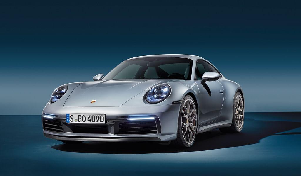 Porsche at 70: The new 911