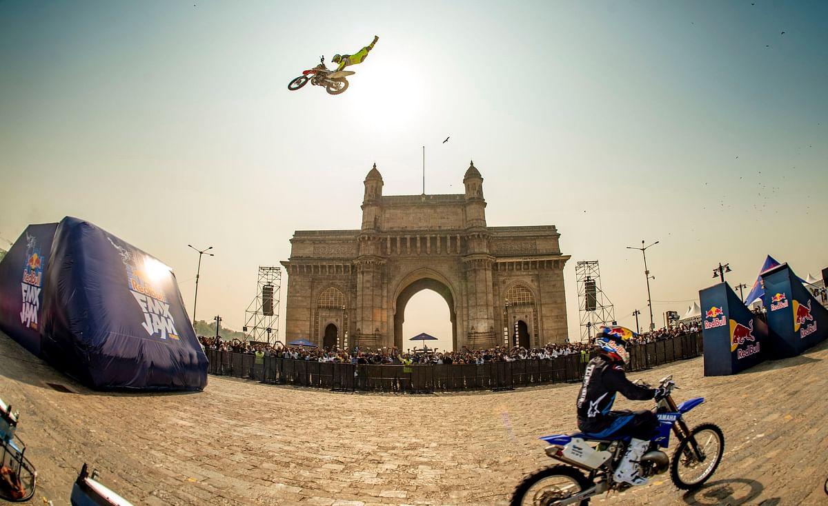Red Bull FMX Jam enthralls Mumbai