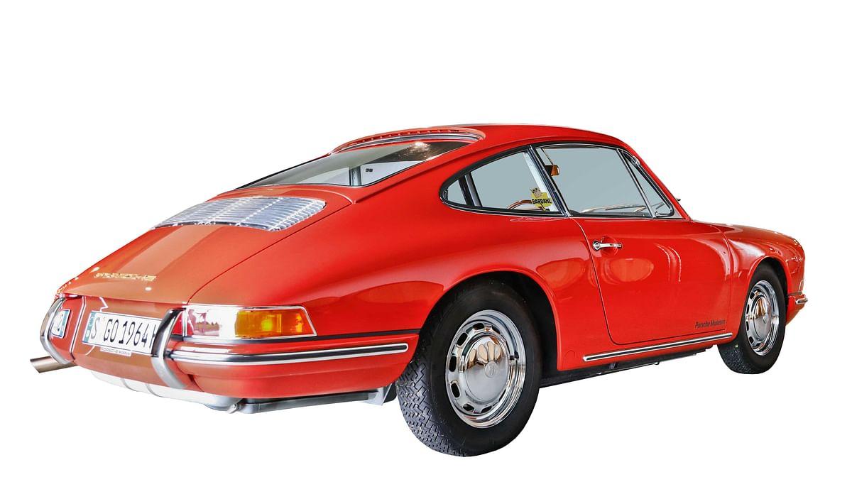 Retracing seven decades of Porsche