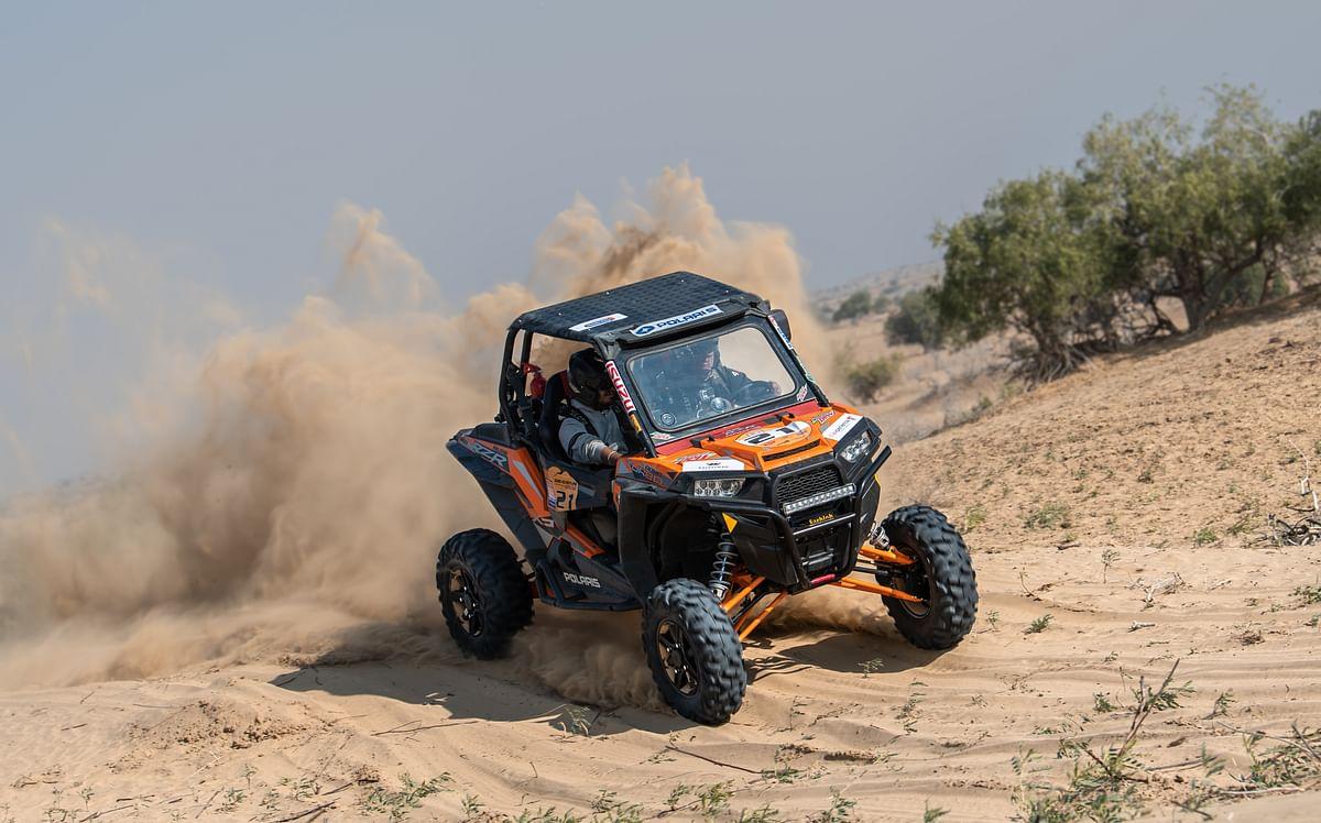 Ultimate Desert Challenge – Kabir Waraich takes home his third title