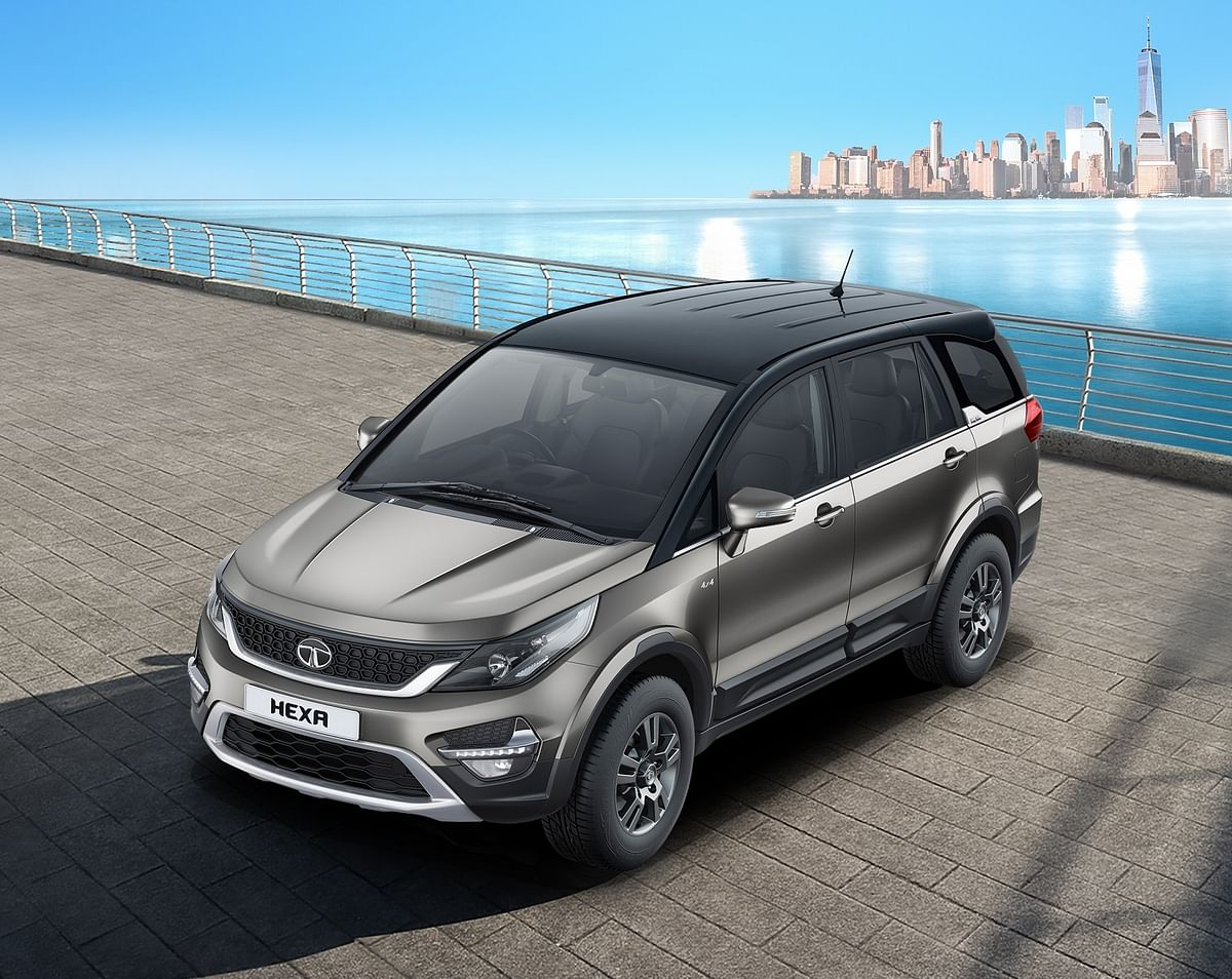 Tata Motor launches the updated 2019 Hexa