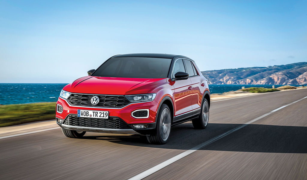 Volkswagen T-Roc test drive review – the company's first compact SUV