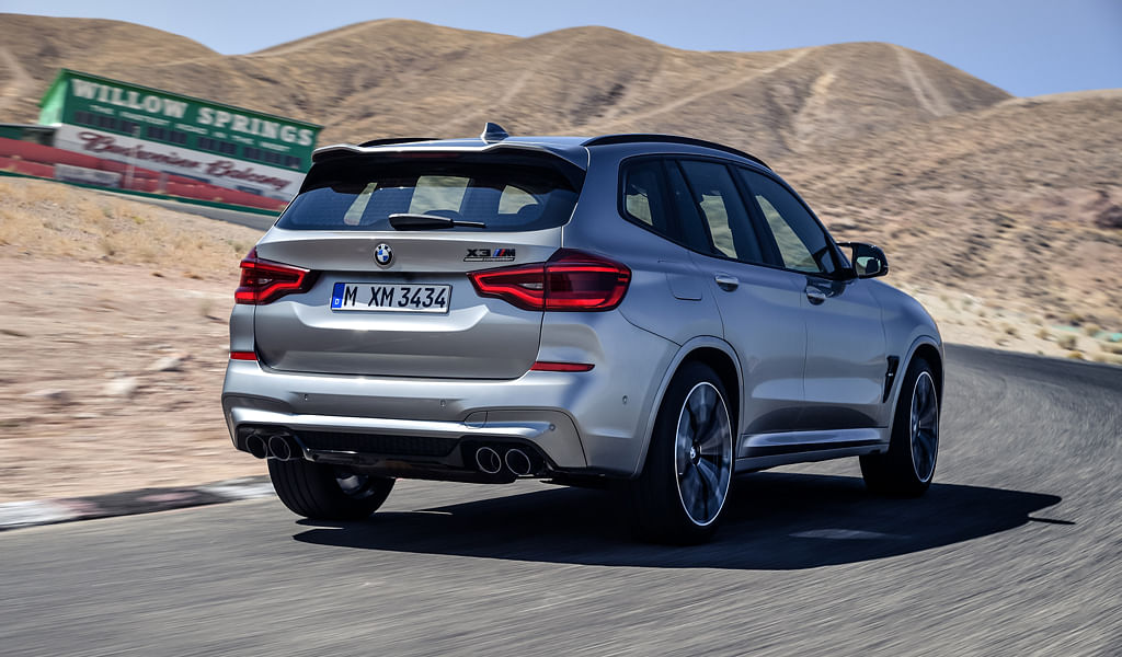 BMW launches the all new X3 M and the X4 M internationally