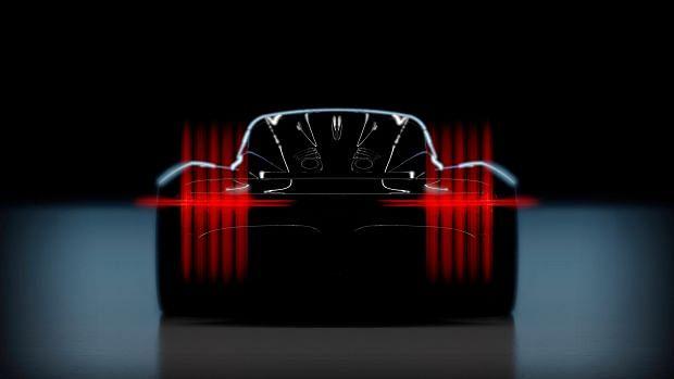 Aston Martin 003 hypercar confirmed