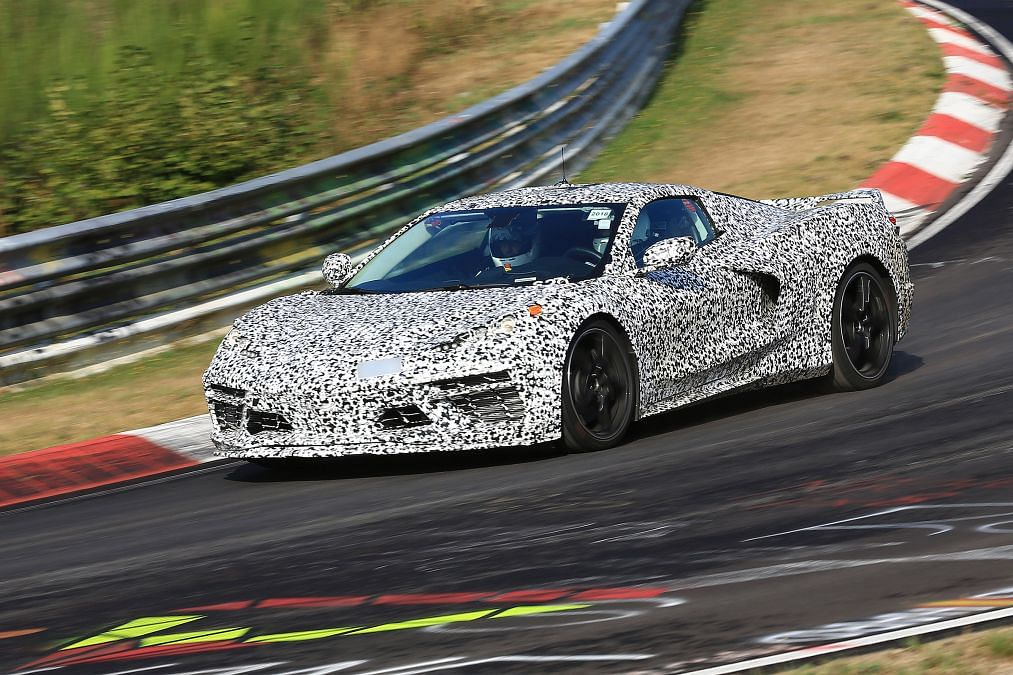 Chevrolet Corvette C8 to undergo technical shake-up