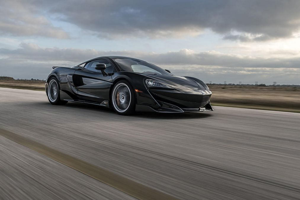 Hennessey-tuned 1000bhp+ McLaren 600LT announced