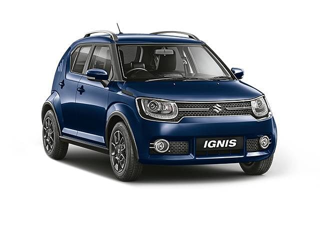 2019 Maruti Suzuki Ignis launched at Rs 4.79 lakh