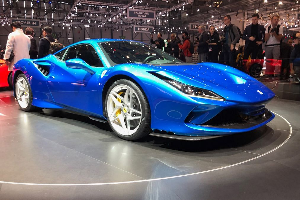 Ferrari F8 Tributo: Paying homeage to the most powerful V8 in a Ferrari