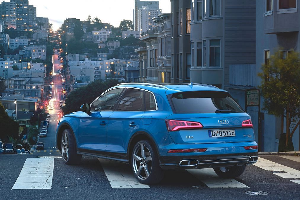 Audi reveals plug-in hybrid of Q5, A6, A7 and A8