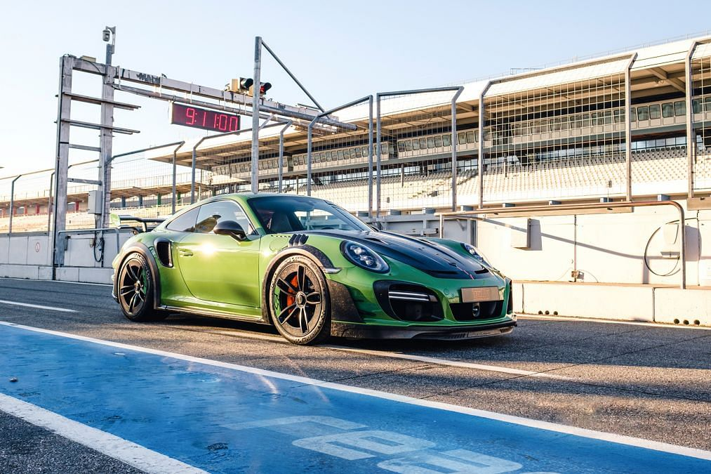 TechArt reveals 770bhp Porsche 911 Turbo-based GTstreet RS