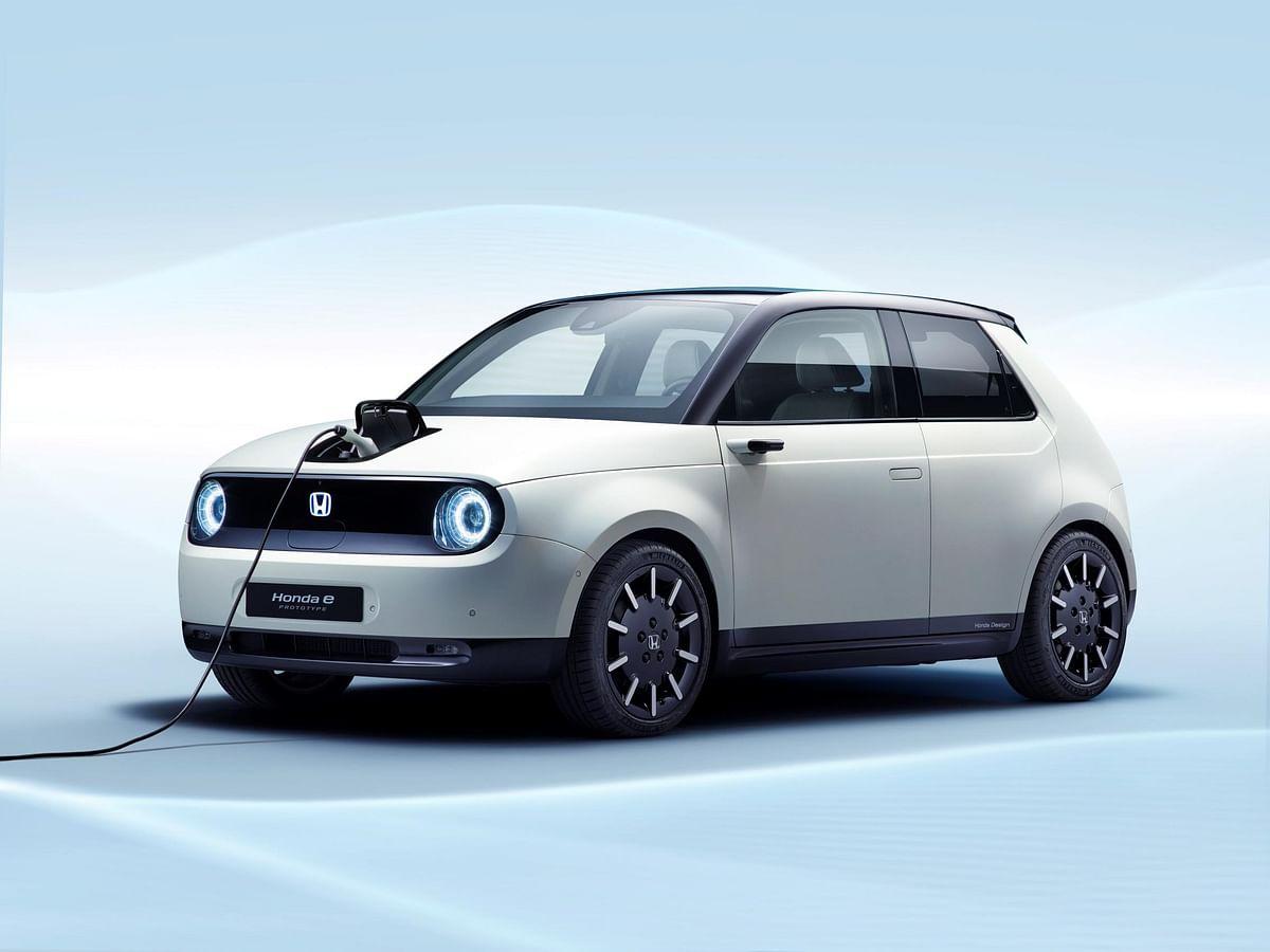 Geneva Motor Show: Honda e Prototype revealed