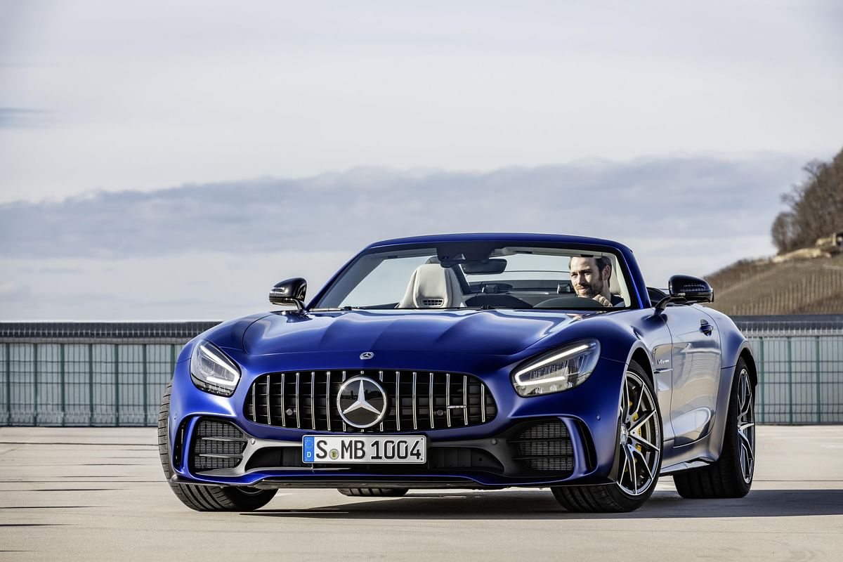 Mercedes-AMG unveils new AMG GT R Roadster, limited to 750 units
