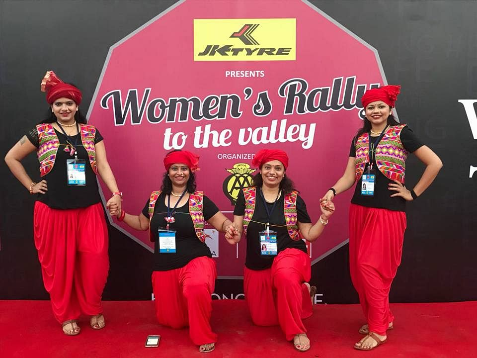 JK Tyre WIAA Women's Rally to the Valley to take place on April 7, 2019