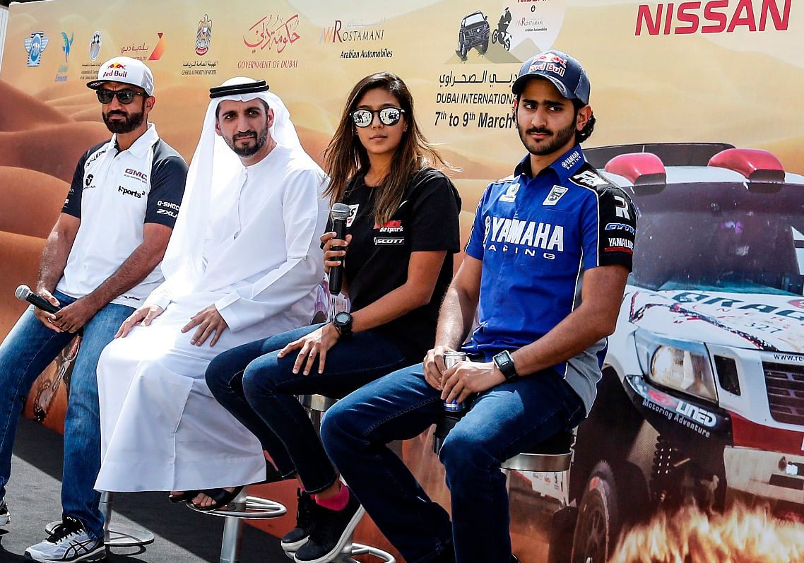 Aishwarya Pissay to compete in FIM Baja World Cup 2019 in Dubai