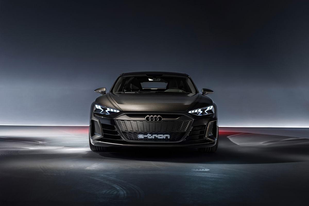 Audi to unveil e-Tron GT concept at Geneva Motor Show