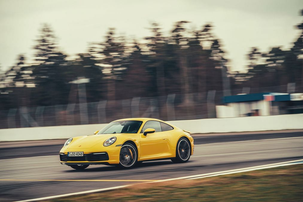 Test Drive Review: Porsche 911 Carrera S