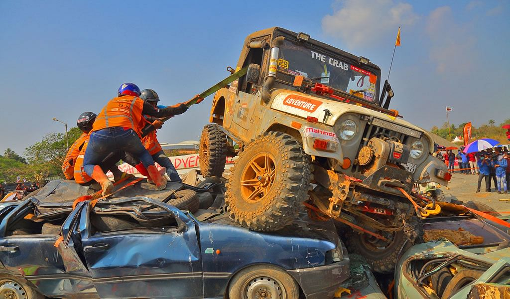 Mahindra Adventure Club Challenge 2019 and Thar Fest, Kochi concludes