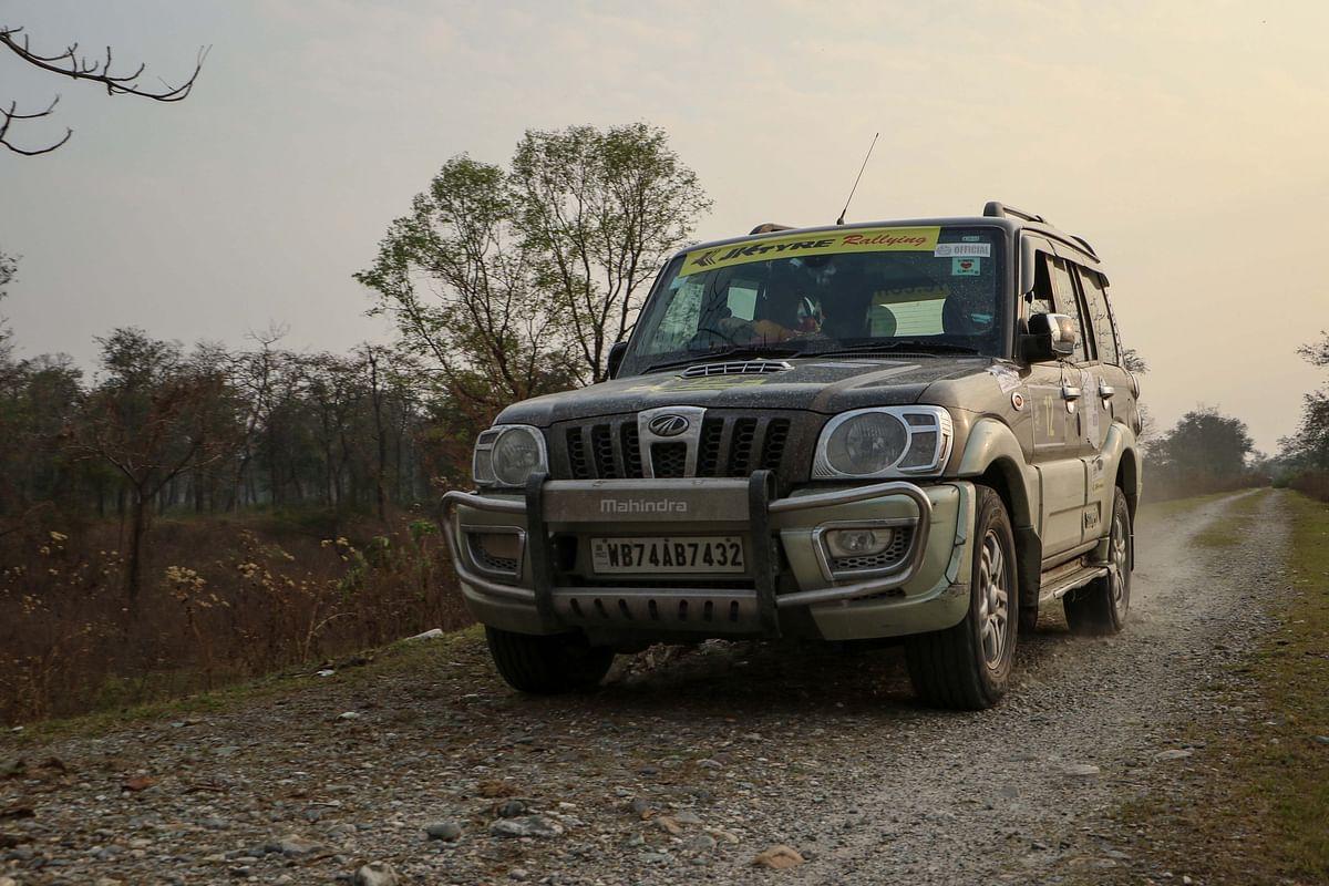 JK Tyre Himalayan Drive – 7:Ajgar Ali and Mohammed Mustafa crowned winners
