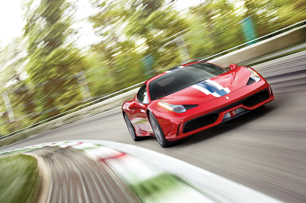 Three Kings – Part three – Ferrari 458 Speciale