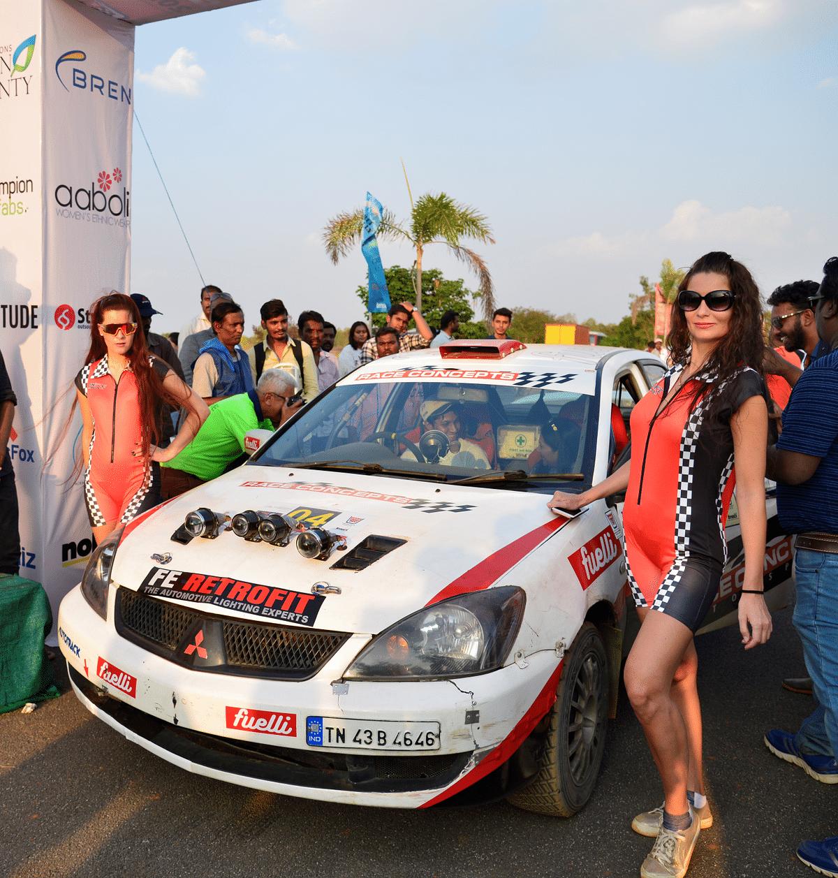 Sprint de Bengaluru 2019 – Younus Ilyas takes early lead