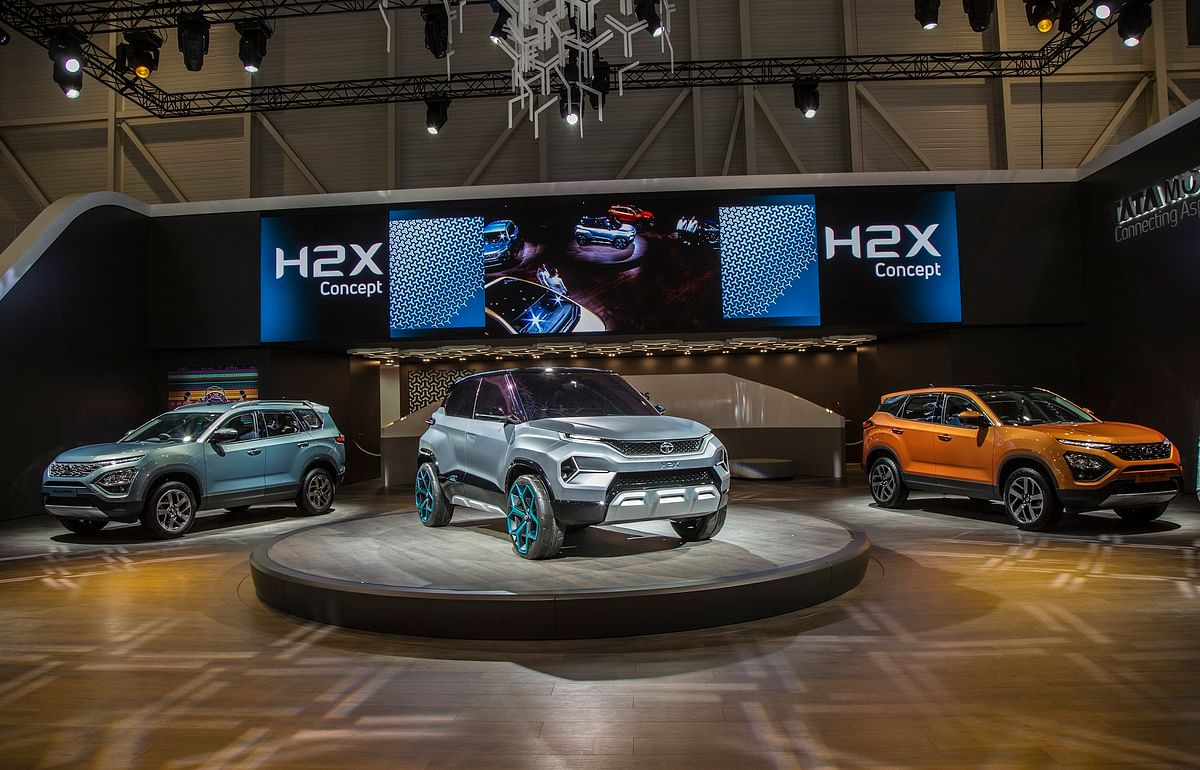 Geneva Motor Show: Tata Motors showcases the H2X concept