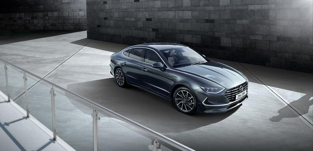 2020 Hyundai Sonata revealed ahead of New York Auto Show