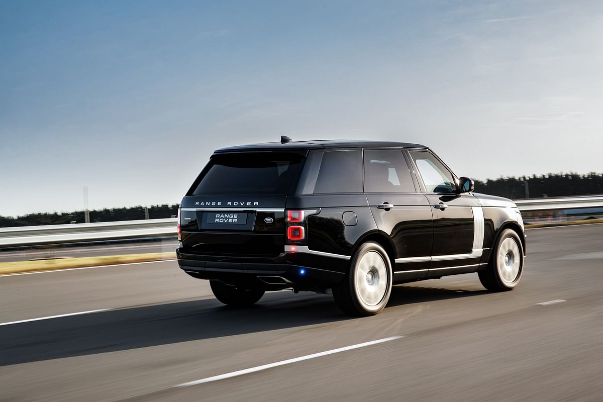 Land Rover launches the updated Range Rover Sentinel