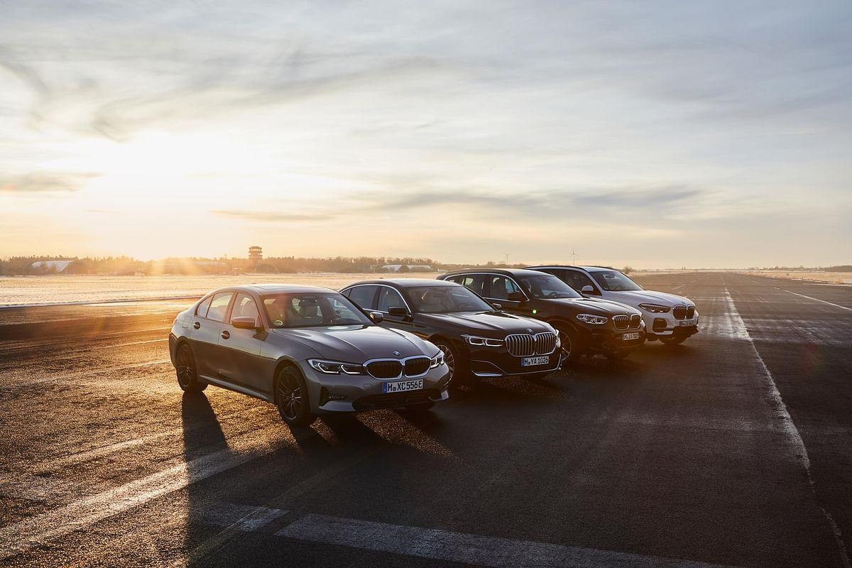 BMW headlines its Geneva line-up with plug-in hybrids