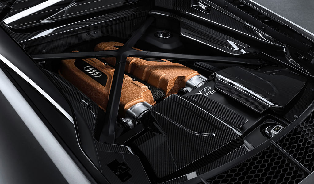 Audi R8 V10 Decennium celebrates a decade of the lovely V10