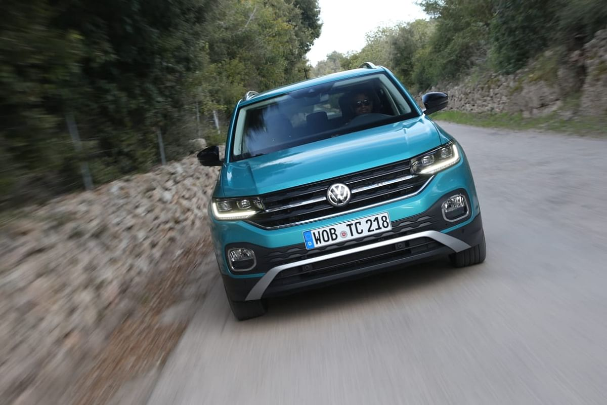 Volkswagen T-Cross test drive review – Creta and Harrier watch out!
