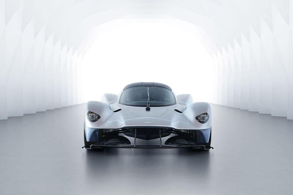 Aston Martin Valkyrie Hypercar To Produce 1160bhp