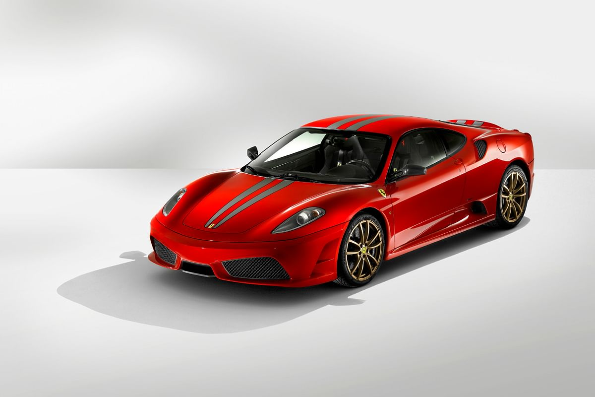 Three Kings – Part two – Ferrari F430 Scuderia
