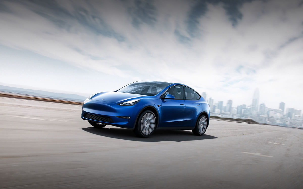 Tesla reveals Model Y – Electric SUV to rival Mercedes EQC