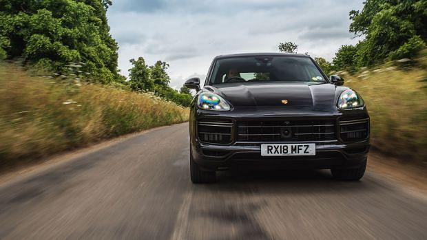 Range-topping 671bhp Porsche Cayenne Turbo S E-hybrid confirmed
