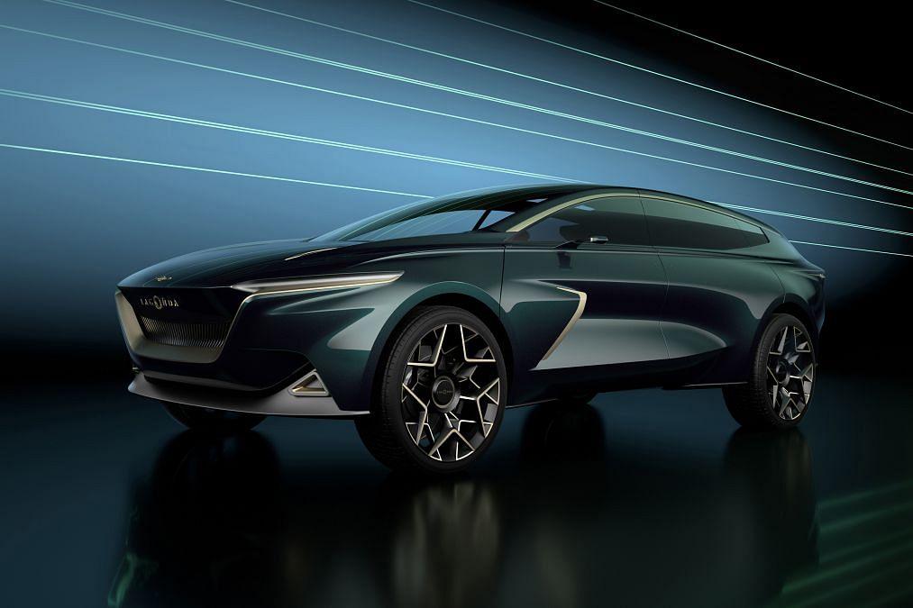 Aston Martin Lagonda All-Terrain concept revealed at Geneva