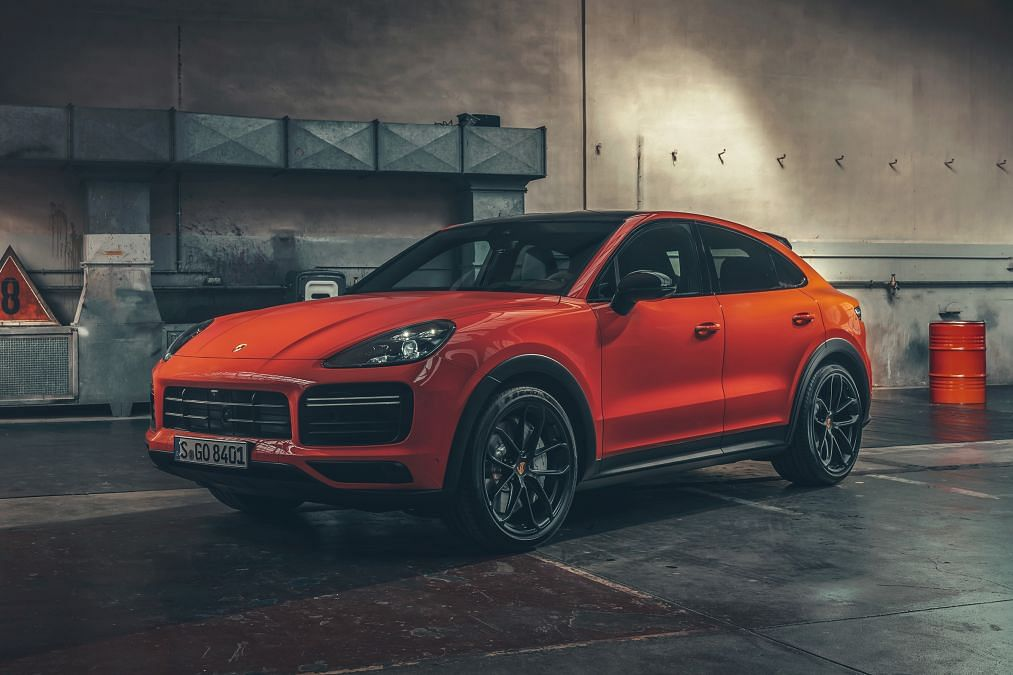Porsche Cayenne Coupe revealed. Still want that BMW X6?