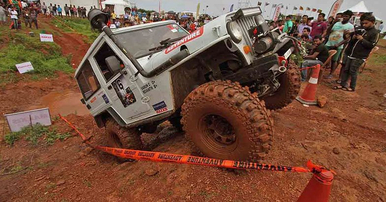 Mahindra Adventure Club Challenge and Thar Fest 2019