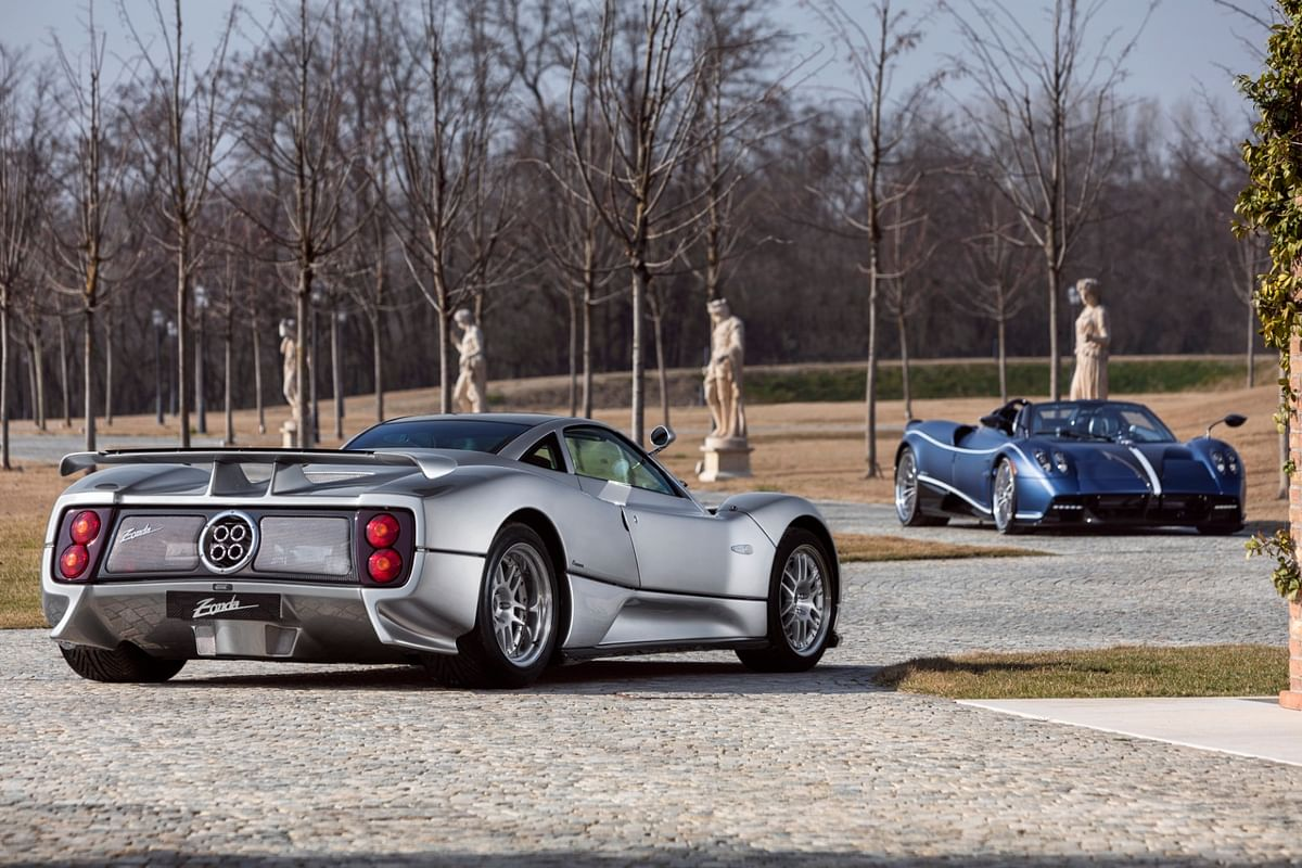 Geneva International Motor Show: Pagani Automobili celebrates 20 years of the Zonda