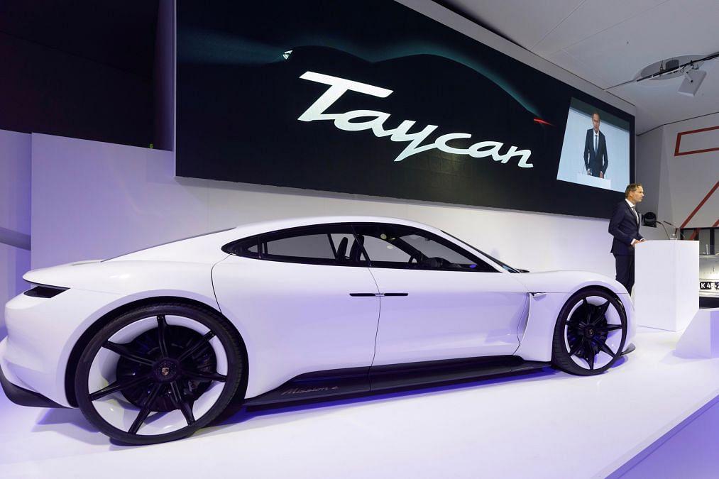2019 Porsche Taycan nears production – all the details on Stuttgart's Tesla Model S
