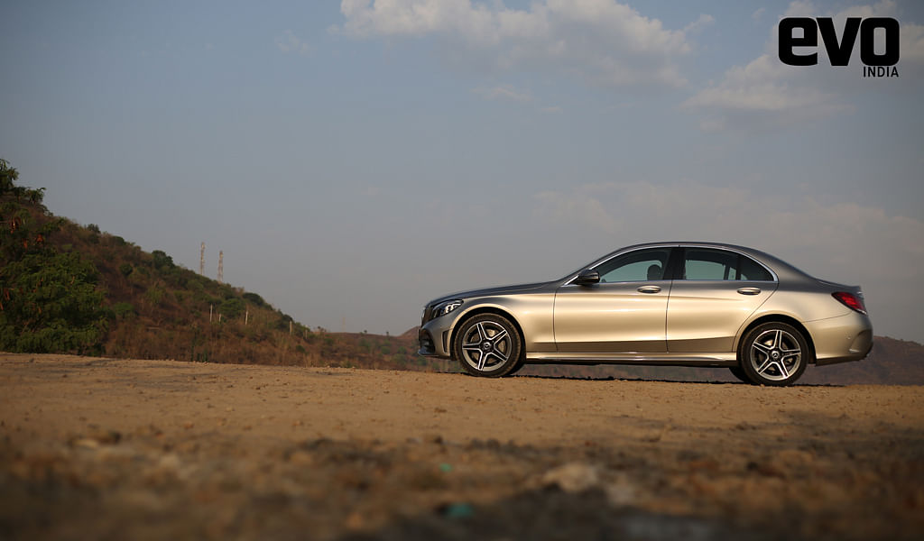 Mercedes-Benz C 300d AMG Line: Test Drive Review