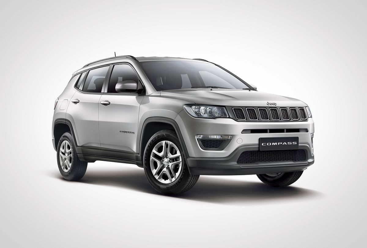 FCA India launches Jeep Compass Sport Plus variant