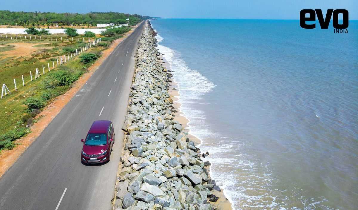 Mahindra Marazzo Ocean Trail: Part One