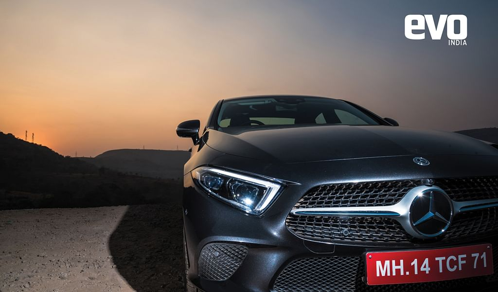 CLS Act: A date with the Mercedes-Benz CLS 300d