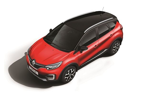 Renault India launches the Captur with new variant and safety features