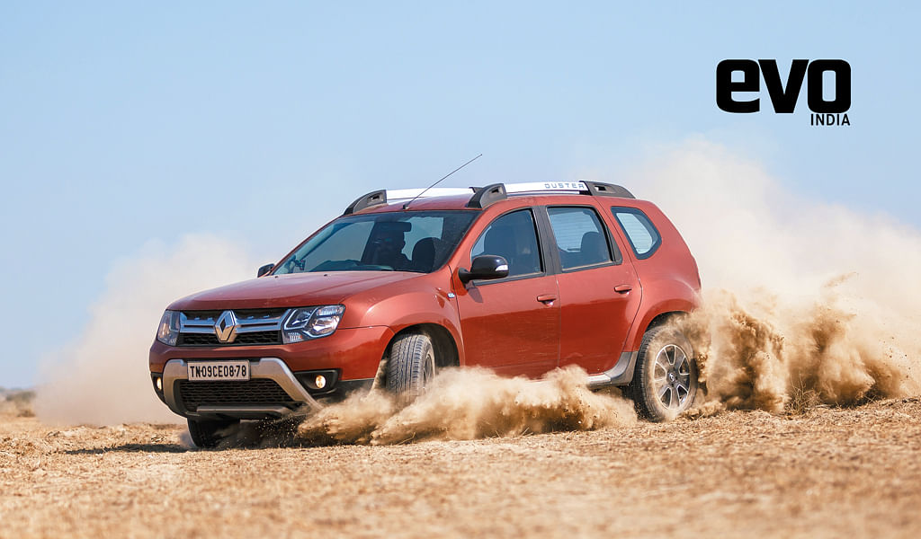 Getting High with Renault Duster: Exploring Bikaner