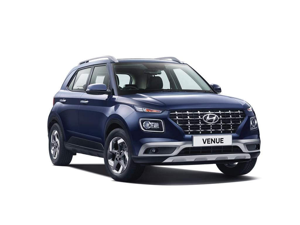 Hyundai Venue compact SUV features and specs revealed ahead of May 21 launch