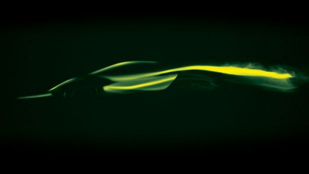 Lotus hypercar announced – all-new 'Type 130' to be all-electric