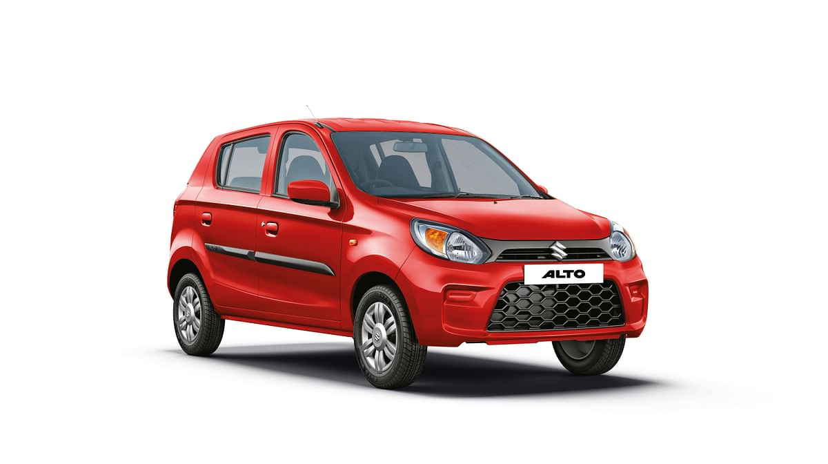 Maruti Suzuki Alto facelift launched at Rs 2.93 lakh ex-showroom, Delhi