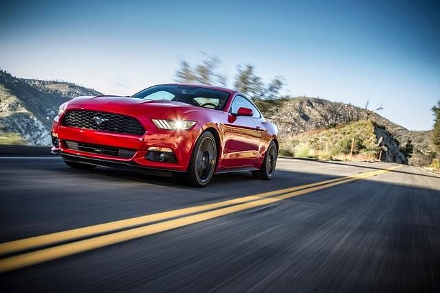 Ford Mustang Best-Selling Sports Coupe in the World for fourth straight year